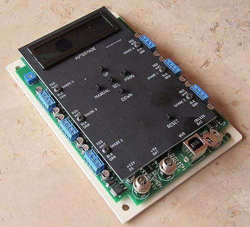 AutoShade Motorized Shade Screen Controller