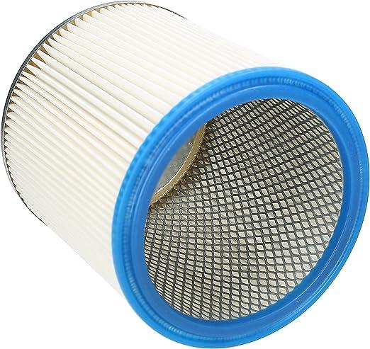 Wessper Filtro de cartucho para aspirador Stihl SE 61 E (Para uso seco): Amazon.es: Hogar