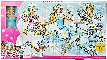 Calendrier Avent Barbie.Barbie Fgd01 Calendrier De L Avent