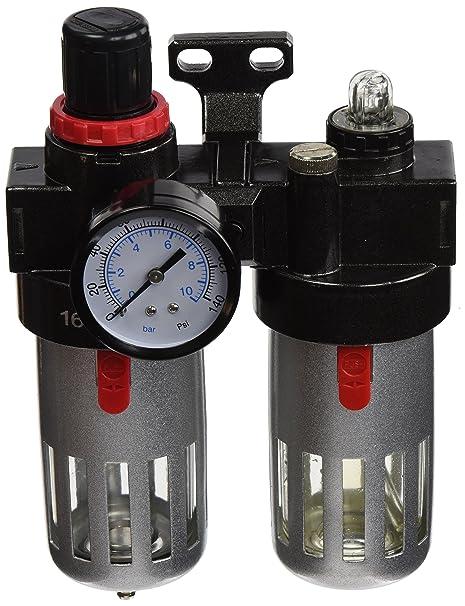 """Jbm 53066 Filtro y regulador de aire 1/4"""""""
