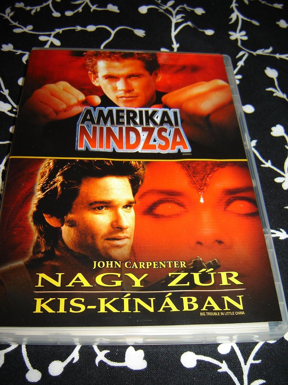 Amazon.com: American Ninja (1985) + Big Trouble in Little ...
