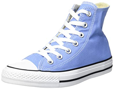 403951cb4dde Converse Unisex Adults  CTAS Hi Pioneer Blue Top Trainers  Amazon.co ...