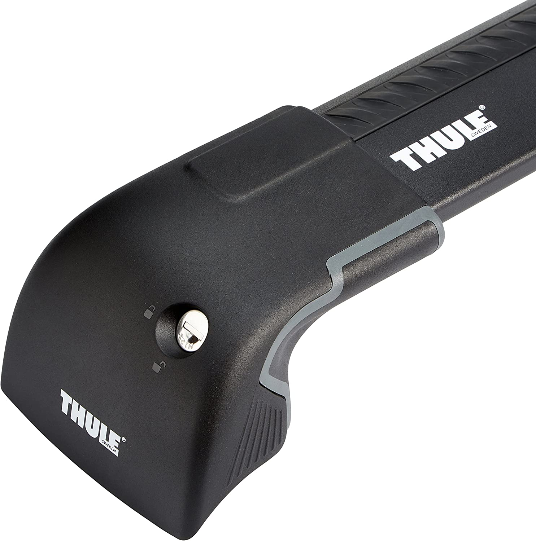 Aluminio Thule TH959500 Barra de carga M//L