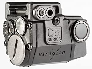 Viridian C5L Universal Green Laser Sight and Tac Light