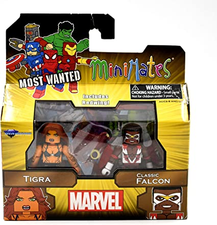 Marvel Minimates Series 69 Classic Falcon