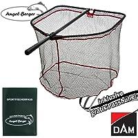 DAM Foldable Big Fish Net 52463 Angelkescher mit Passhülle
