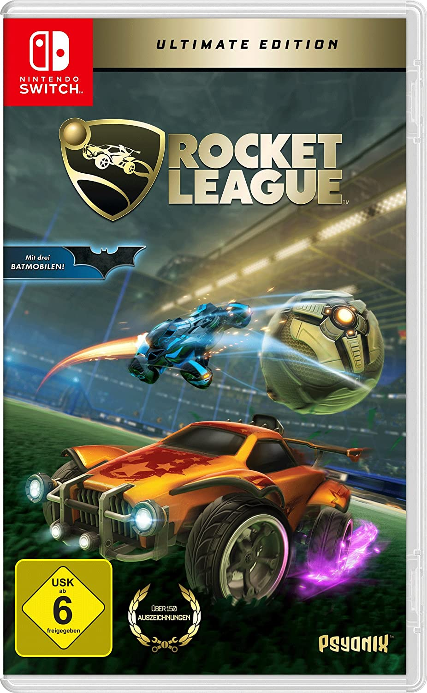 Rocket League: Ultimate Edition - Nintendo Switch [Importación alemana]: Amazon.es: Videojuegos