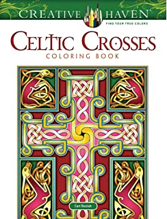 Celtic Designs Adult Coloring Book 31 Stress Relieving Designs