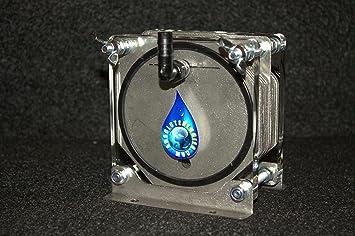 HHO GENERATOR BEC-1500 DRY CELL 13 PLATES 100/% INOX HYDROGEN FUEL ECONOMY