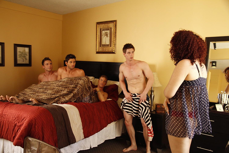 Homosexuell bekleidter Sex