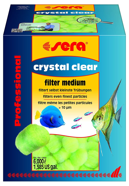 SERA (Bassin Crystal Clear Professionnel, 350g 44518