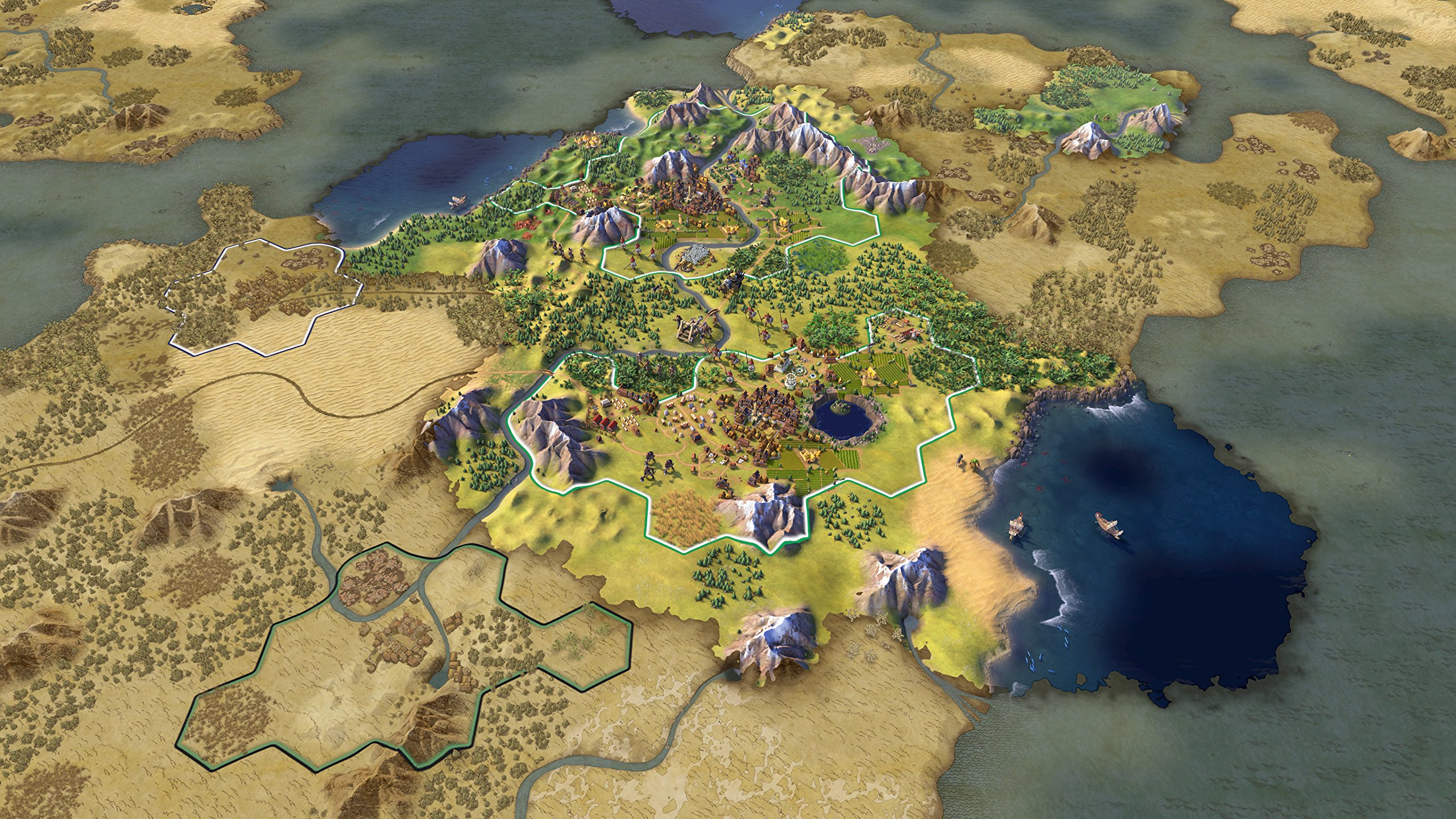Sid Meier's Civilization VI - PC by 2K