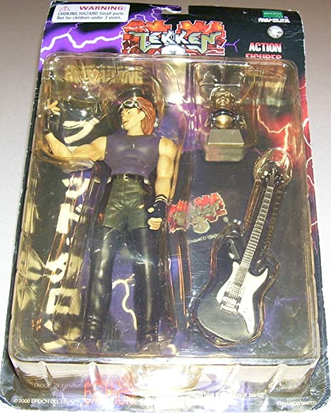 Amazon Com Tekken 3 Hwoarang Action Figure Toys Games