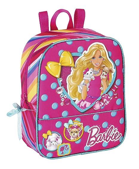 Barbie - Mochila de guardería (Safta 611410232)