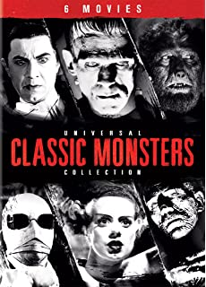 Amazoncom Dracula Universal Studios Classic Monster Collection