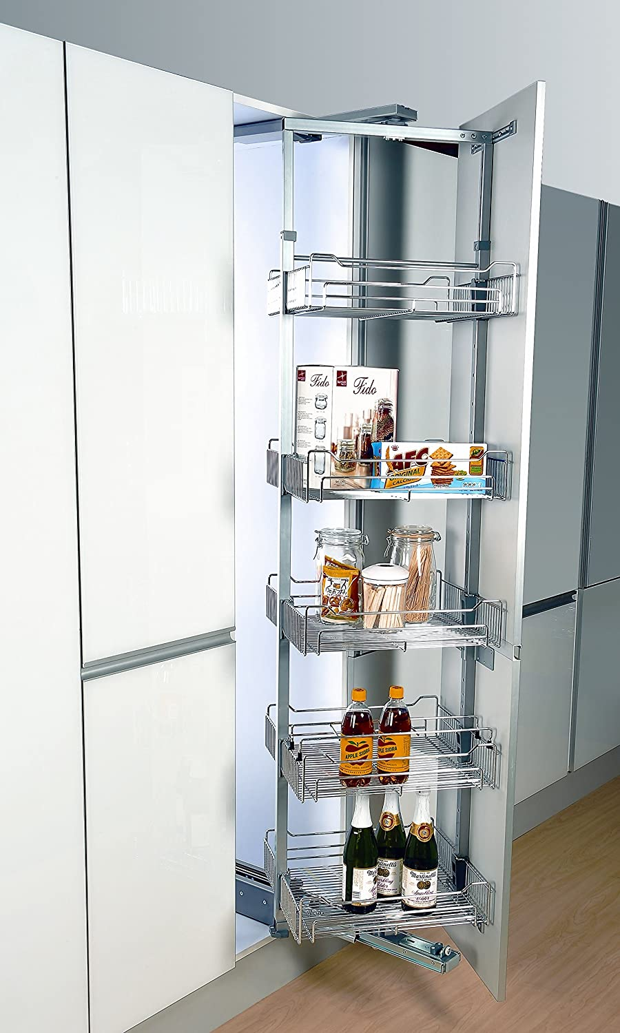 Get 41+ Tall Pantry Cabinet With Pull Out Shelves