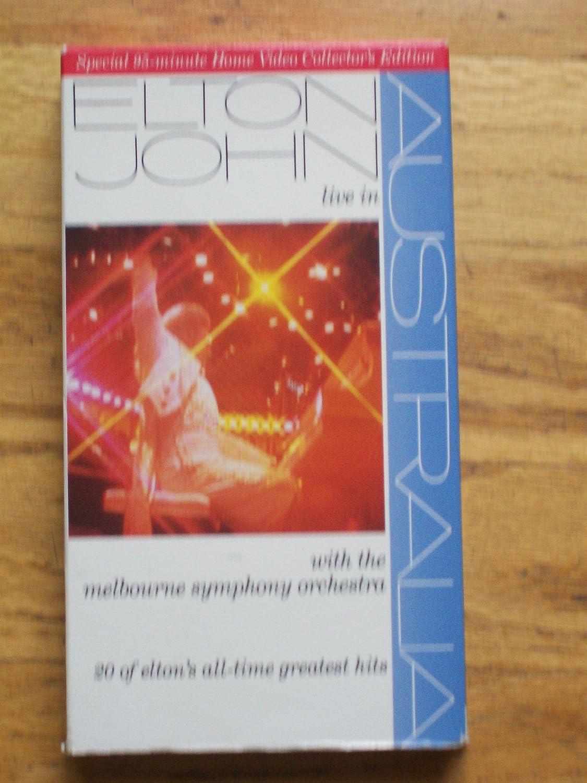 Elton John Live in Australia: 20 of Elton's All-Time Greatest Hits
