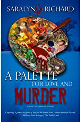 A Palette for Love and Murder: A Detective Parrott Mystery Kindle Edition