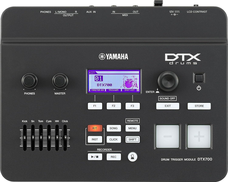 Módulo de módulo electrónico de tambor Yamaha DTX700: Amazon ...