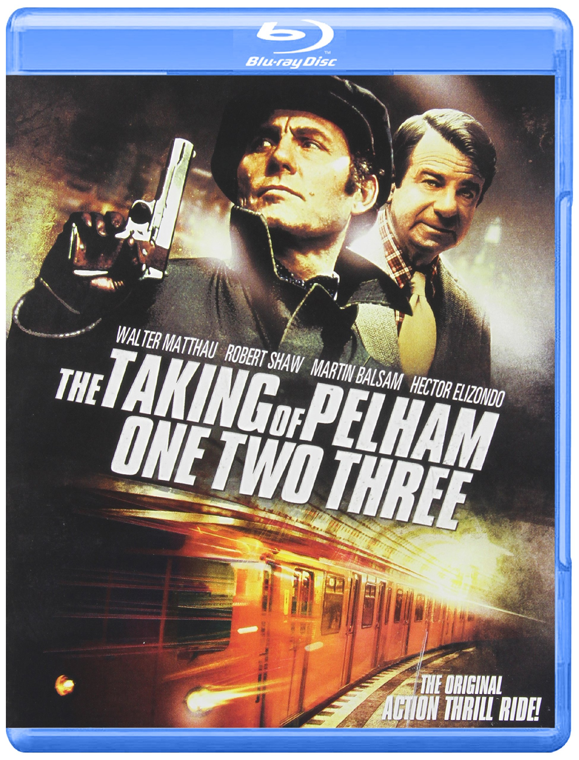 Blu-ray : The Taking of Pelham One Two Three (Blu-ray)