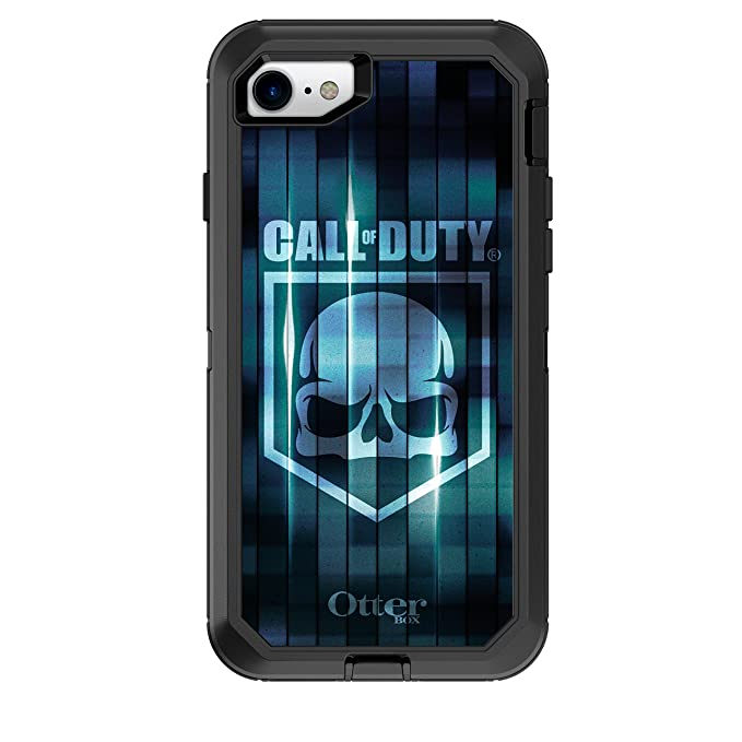 best service c077a 7f0d3 OtterBox Defender Series Case for iPhone 8 & iPhone 7 (NOT Plus) -  Frustration Free Packaging - Call of Duty Blue CAMO