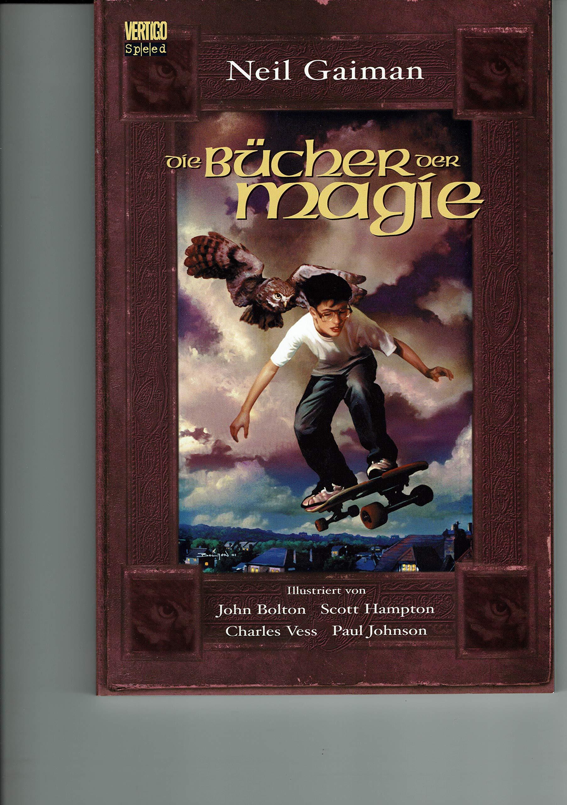 Die Bücher der Magie 1