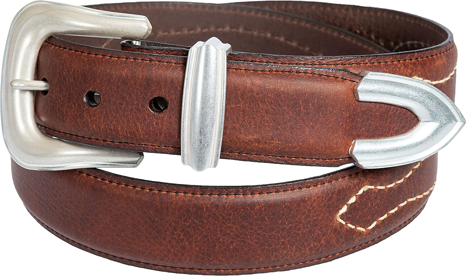 Dalton Bison Leather Belt