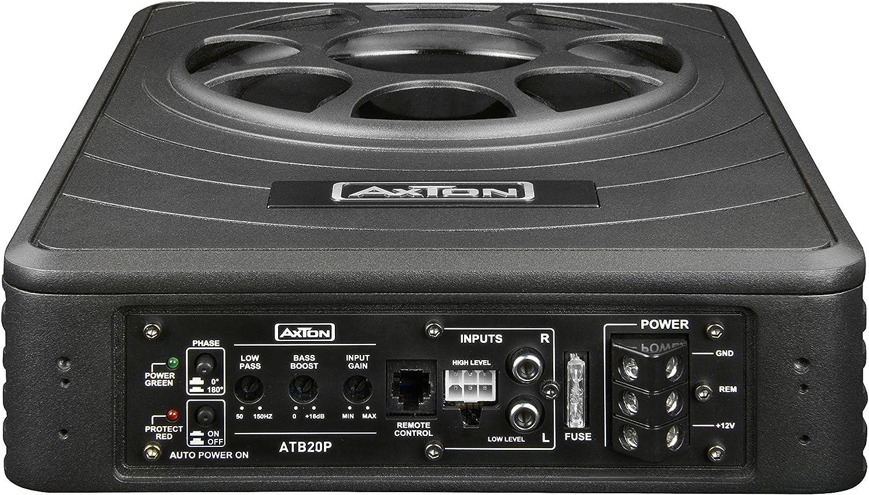 Axton Atb20p Kompakter Untersitzbass Mit 150 Watt Class Elektronik