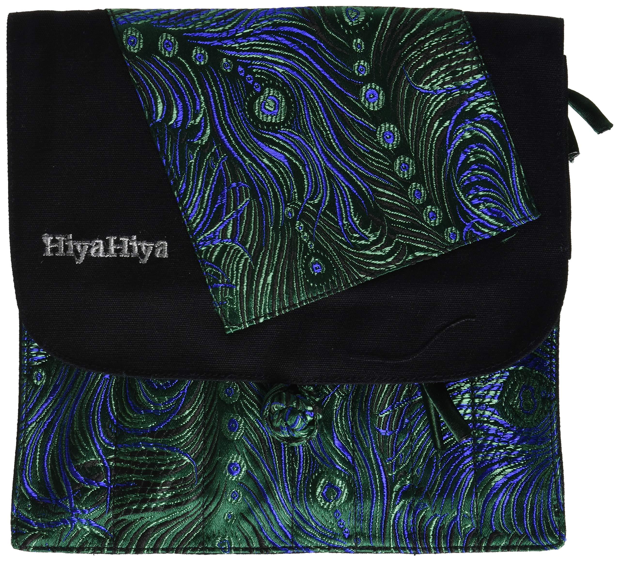 HiyaHiya ,Set de Agujas para Tejer, Acero Inoxidable, 5