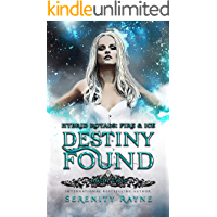 Destiny Found (Hybrid Royals: Fire and Ice Book 2)