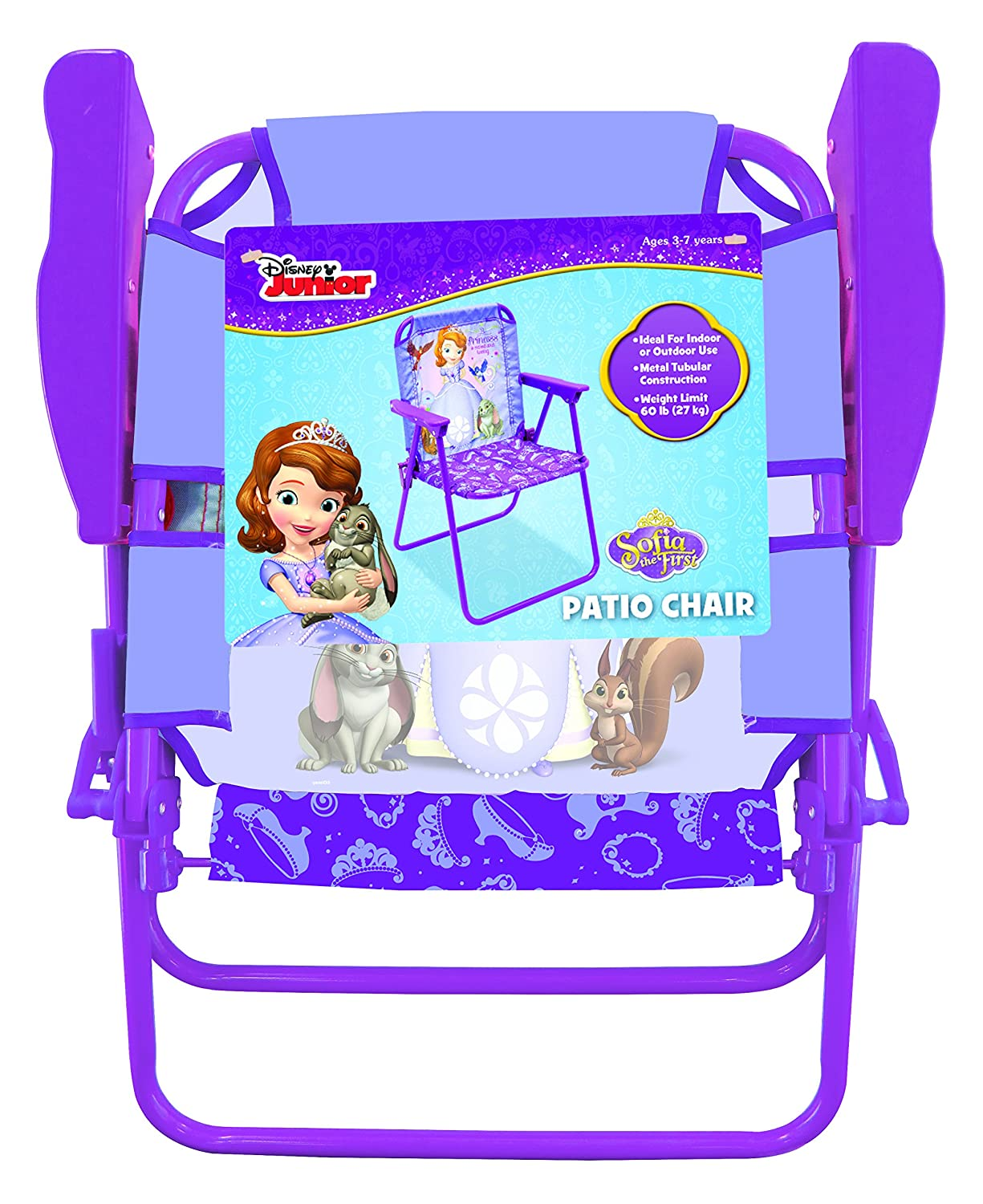 Disney Sofia the First Patio Chair Kids Only Inc 74829