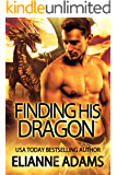 Finding His Dragon (Dragon Blood Book 3)