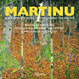 Martinu: Complete music for violin & orchestra, Vol. 1