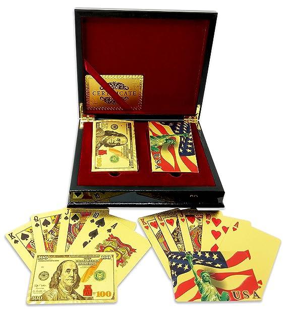 Amazon.com: Big Texas Mall - Juego de 100 tarjetas de juego ...