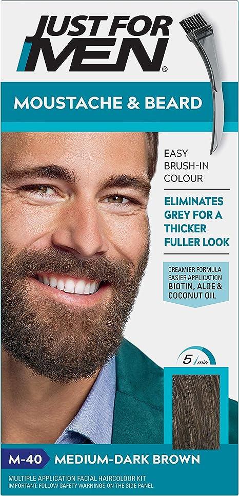 Just For Men M10 - Tinte para bigote y barba: Amazon.es: Belleza