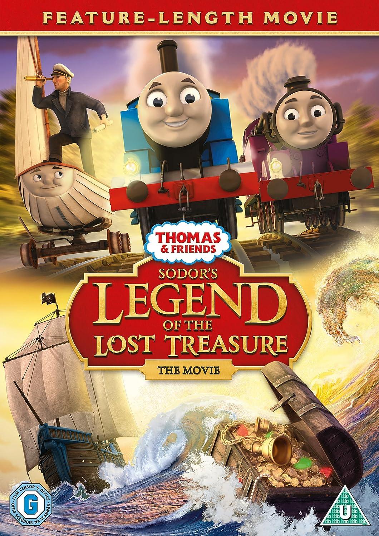 123 teach me tank game - Thomas Friends Sodor S Legend Of The Lost Treasure