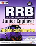 Guide to RRB Mechanical Engineering (Junior Engg.) 2016