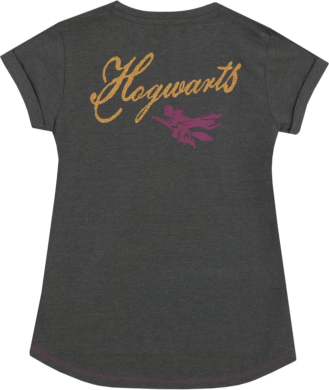 Maglietta a Maniche Corte Quidditch HARRY POTTER Ragazza