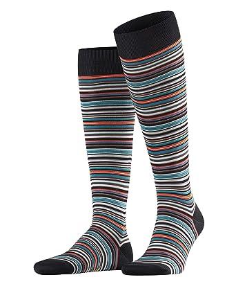 56a81a8c2 FALKE Microblock Men Knee-high Socks  Amazon.co.uk  Clothing
