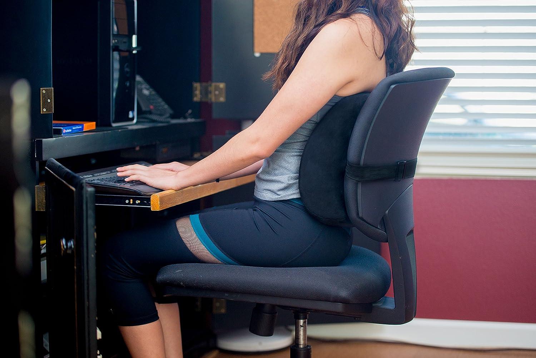 ghdonat.com Home & Kitchen Lumbar Pillows Adjustable Strap ...