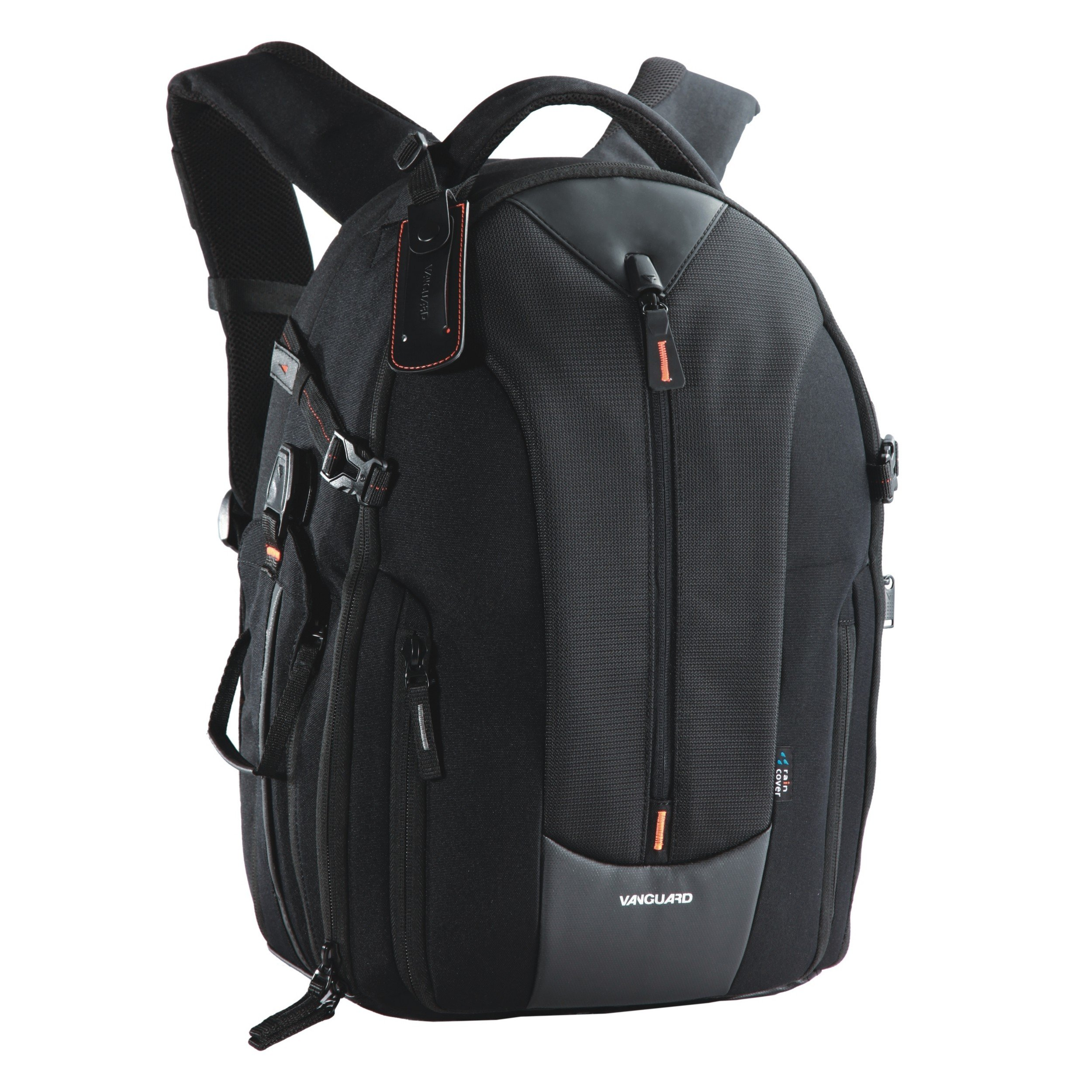 Vanguard Up-Rise II 46 Backpack for Camera Gear and Accessories (Black) by Vanguard