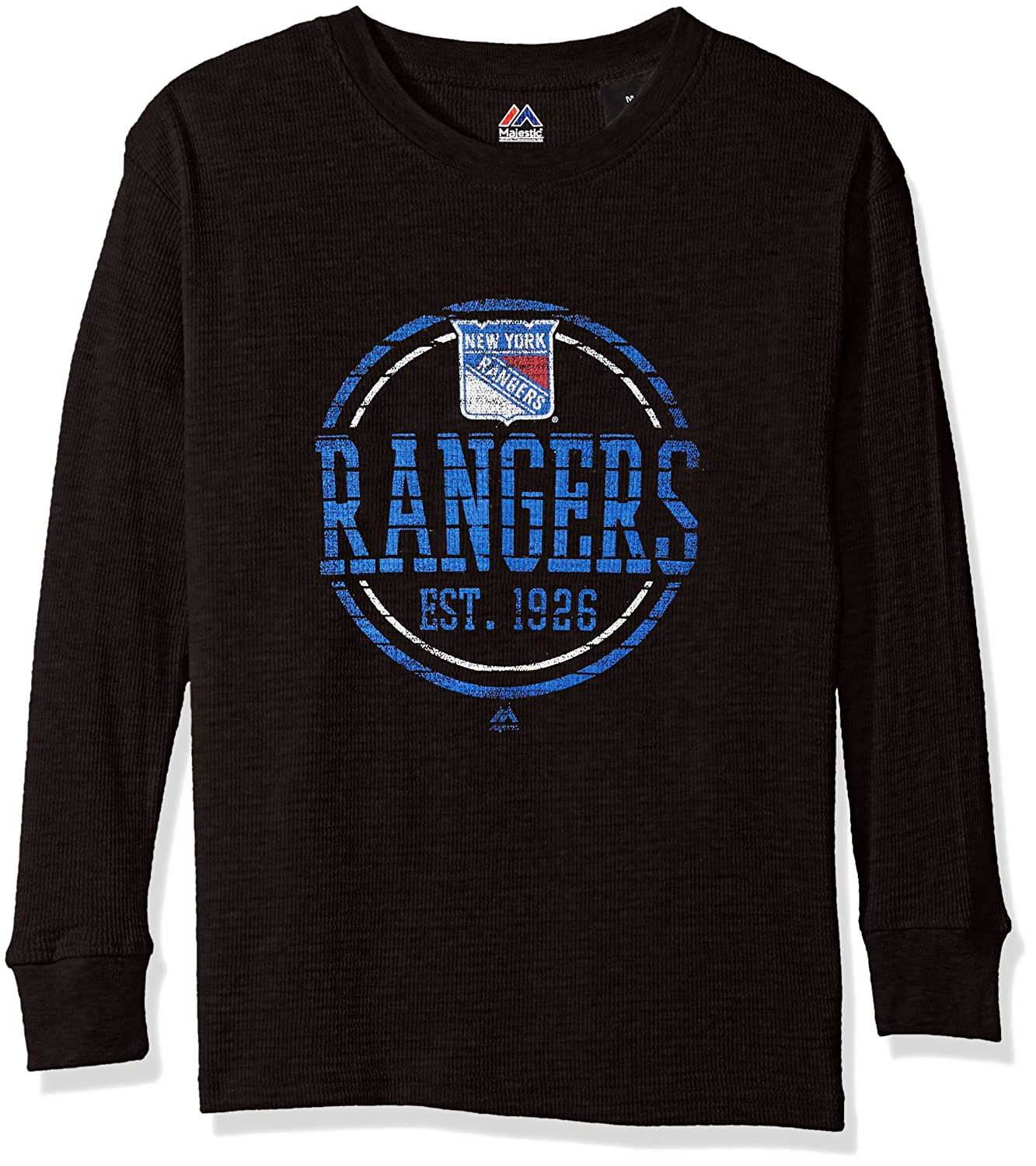 特別価格 (New York Rangers, NHL Large) - NHL Youth (New Thermal Tee B01M0OG3JJ B01M0OG3JJ, モンキーパンツ:cd77f71c --- a0267596.xsph.ru
