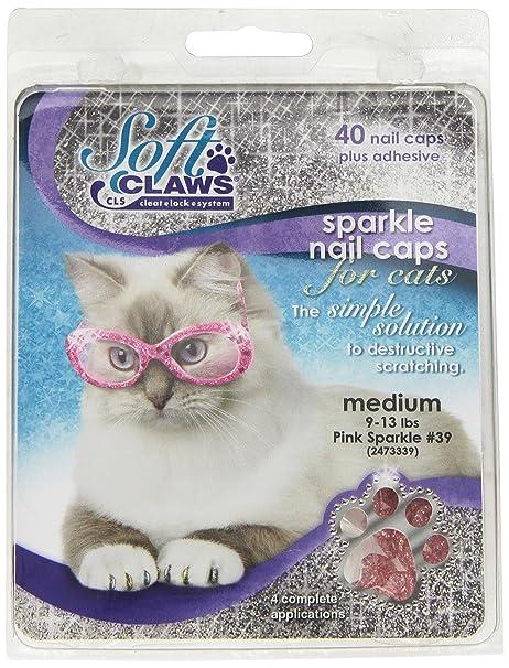 Amazon.com: Feline suave Pinza para uñas Caps, tamaño ...