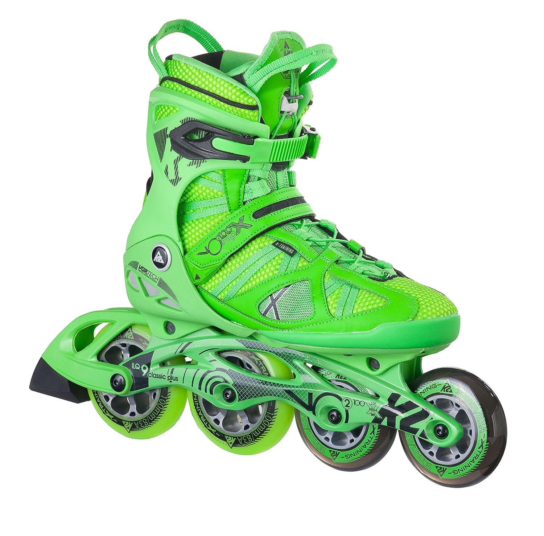 7fccb1c97 K2 Skate Men's V02 100 X Pro Inline Skates