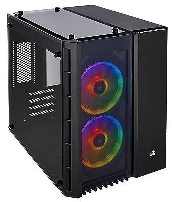 CORSAIR CRYSTAL 280X RGB Micro-ATX Case