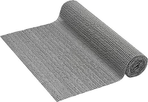 Universale Antiscivolo Venilia PVC Anth.30x150cm Fondo Venigrip Antracite 54164 Tappetino di Protezione cassetto 30 x 150 cm