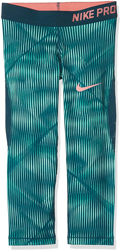 c4d3bc1767d7 Image Unavailable. Image not available for. Color  Nike Pro Girls Hypercool  Training Capris ...