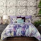 Tracy Porter Poetic Wanderlust kit purple queen full comforter set