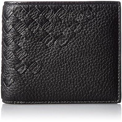 on sale 159f5 13b12 Amazon | [ボッテガヴェネタ] 二つ折り財布 イントレチャート ...