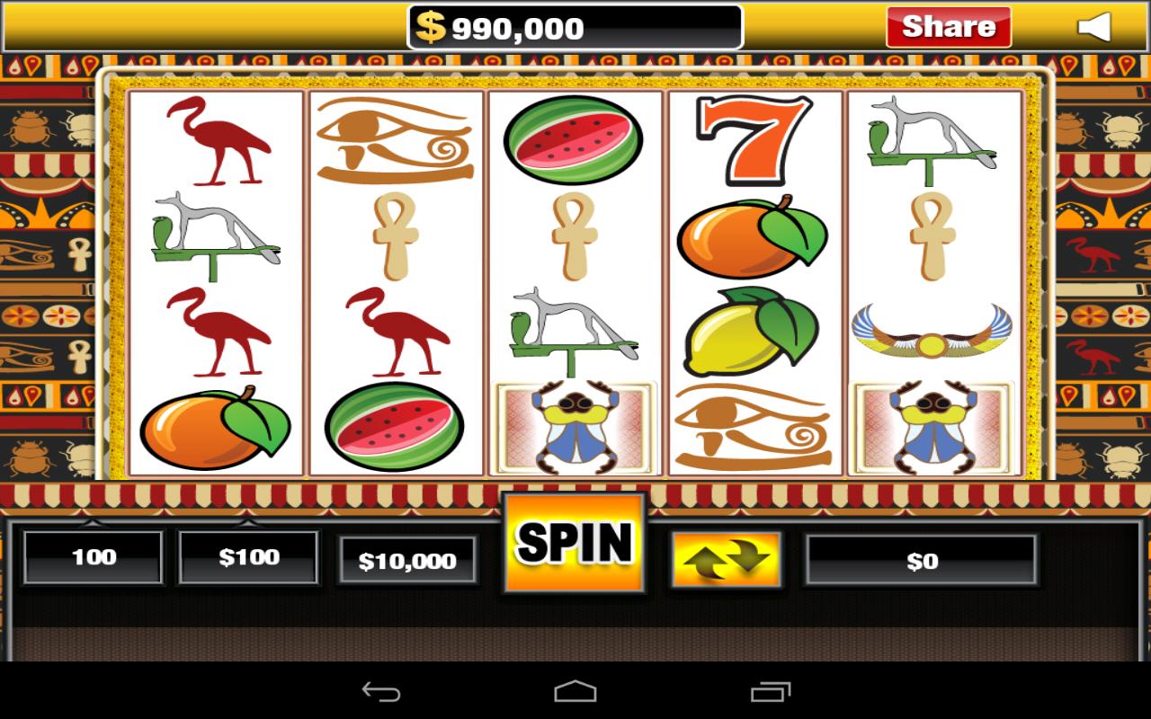 Casino slot machine secrets